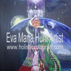 The 7 Veils of Illusion by Eva Maria Hunt