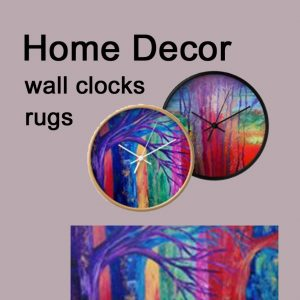 Home Decor by Eva Maria Hunt