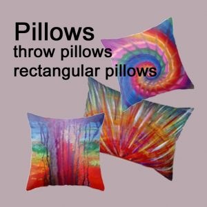 Pillows & Bedding by Eva Maria Hunt